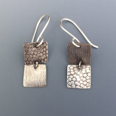 sterling dangle earrings